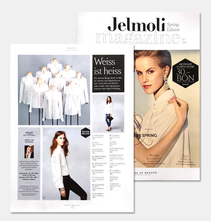 Jelmoli Magazine