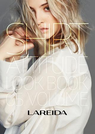 Lis Lareida Collection Lookbook Cover