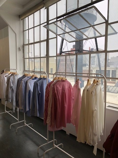 Lis Lareida New York Showroom - Collection