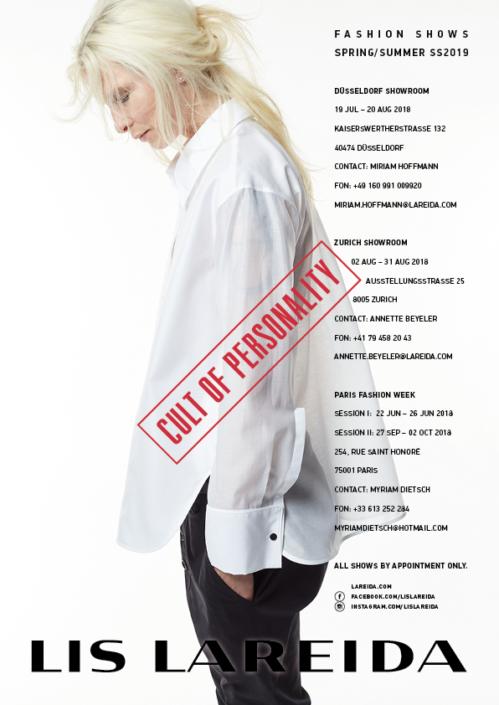 Lis Lareida Fashion-Shows SS2019