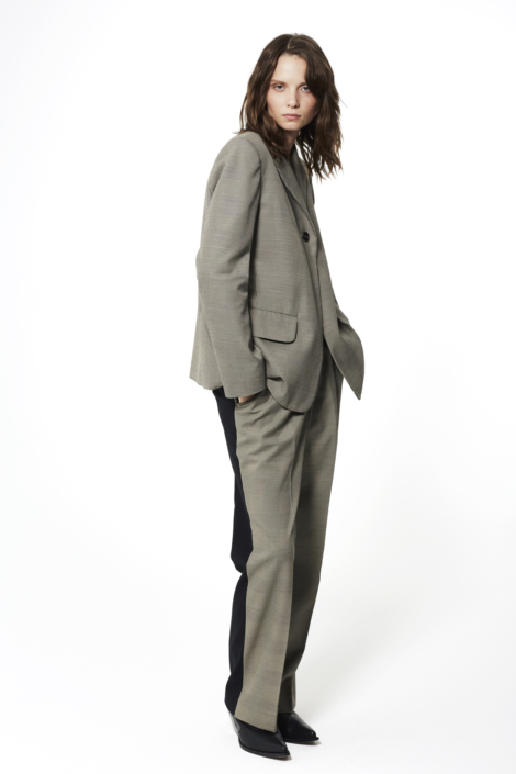 LIS LAREIDA – RECYCLED POLYESTER VIRGIN WOOL JACKET - RECYCLED POLYESTER VIRGIN WOOL PANTS